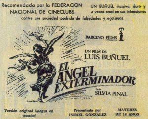 """La lógica del misterio. Sobre """"El ángel exterminador"""", de Luis Buñuel"""