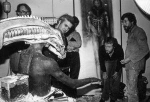 """El nacimiento de la bestia. Sobre el origen de """"Alien"""""""